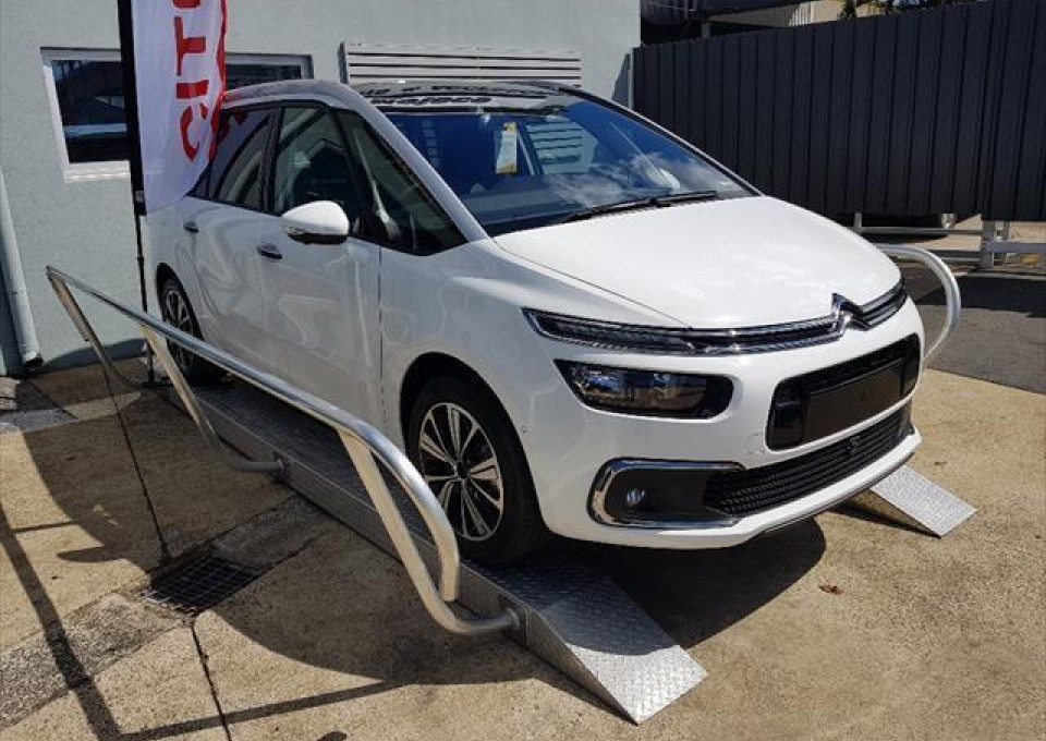 2017 Citroen Grand C4 Picasso B7  Exclusive Wagon