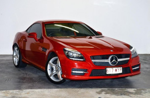Mercedes-Benz Slk350 BLUEEFFICIENCY R172
