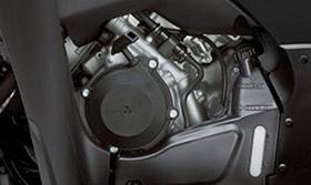 2014 Brute Force 650 4x4i Big-Bore V-Twin Grunt