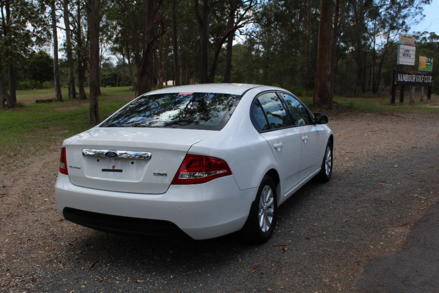 2013 Ford Falcon FG MkII XT EcoLPi Sedan