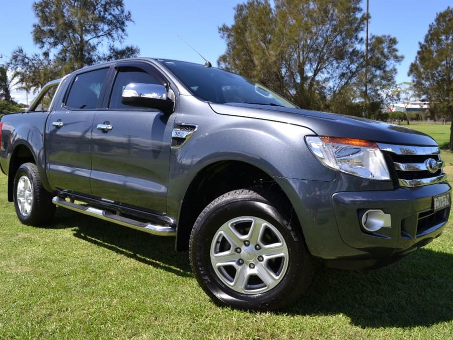 2014 Ford Ranger PX XLT HI-RIDER Utility
