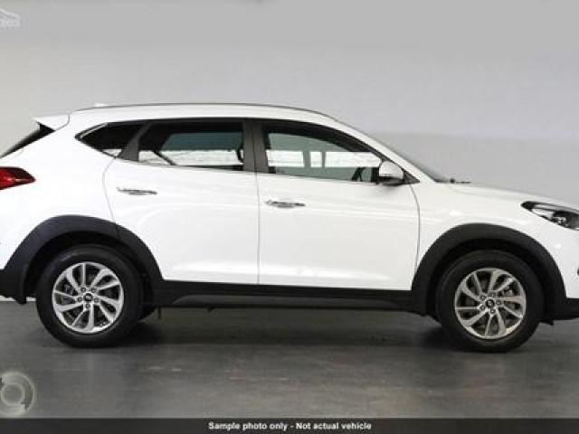 2016 MY Hyundai Tucson TL Elite Wagon