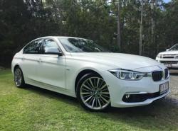 BMW 320i Line F30 LCI Luxury