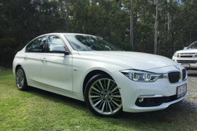 BMW 320i Line F30 LCI Luxury