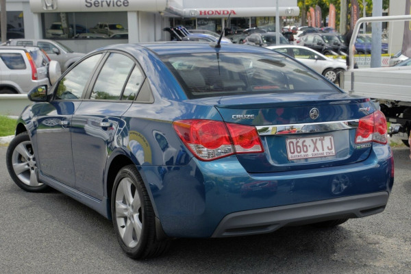 2012 Holden Cruze JH Series II MY12 SRi-V Sedan