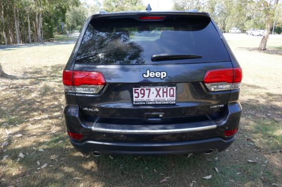 2015 Jeep Grand Cherokee WK Limited Wagon