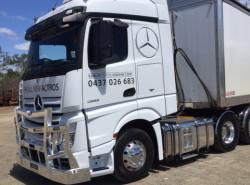 Mercedes-Benz Actros 2658