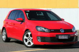 Volkswagen Golf GTI DSG VI MY11