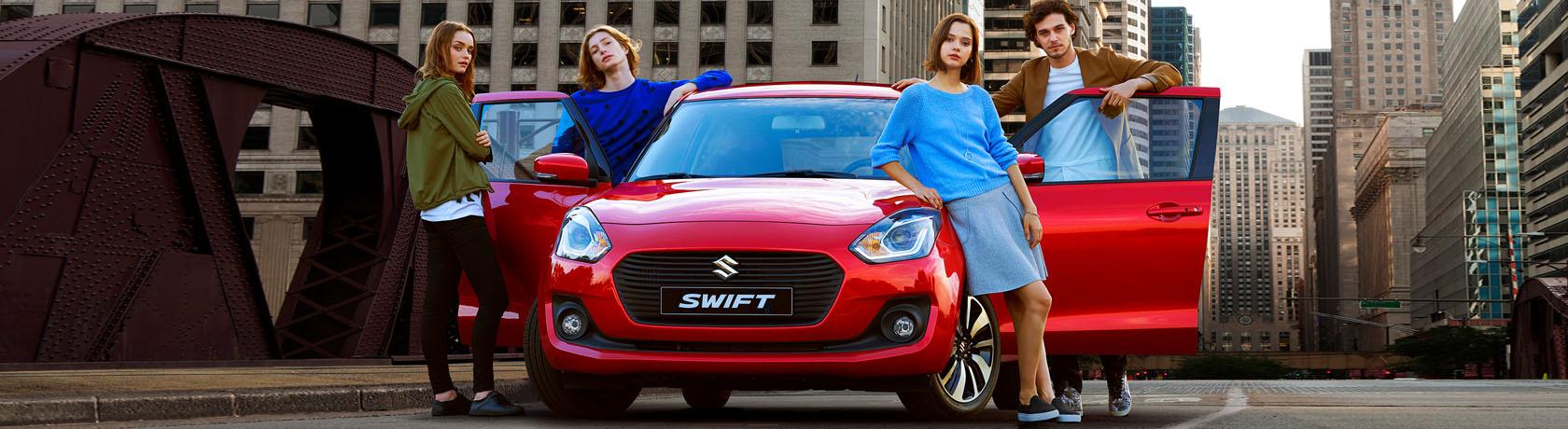 New Swift for sale in Brisbane - Q Suzuki