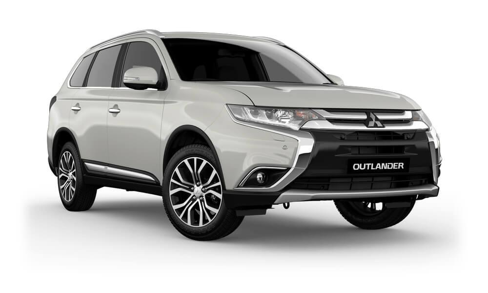2017 MY18.5 Mitsubishi Outlander ZL Exceed Wagon