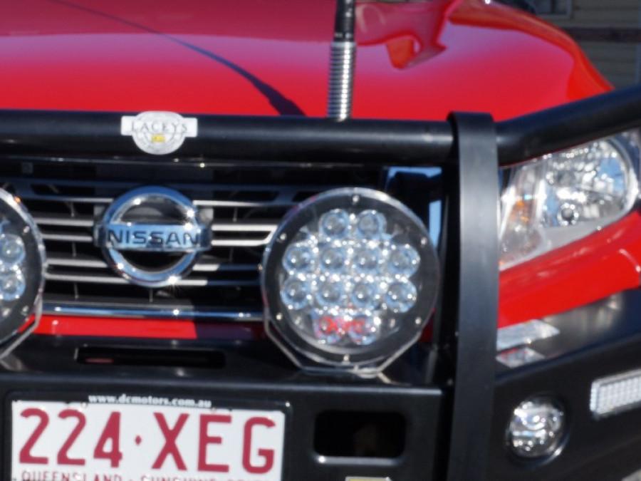 2016 MY Nissan Navara D23 Series 2 RX 4X4 Dual Cab Pickup Utility