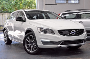 Volvo V60 Cross Count Luxury F Series  T5