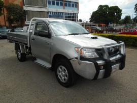 Toyota HiLux SR KUN26R MY07