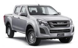 New Isuzu UTE 4x4 SX Crew Cab Ute
