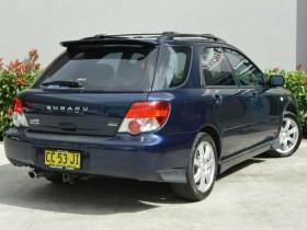 2004 MY05 Subaru Impreza S MY05 RS AWD Hatchback