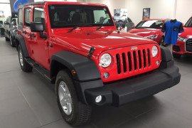 Jeep Wrangler Unlimited Sport JK