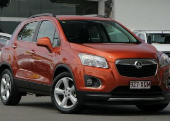 Holden Trax LTZ TJ