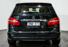 2012 Mercedes-Benz B200 W246 BlueEFFICIENCY DCT Hatchback