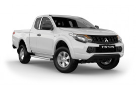 Mitsubishi Triton GLX Plus Club Cab Pick Up 4WD MQ