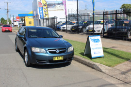 Holden Commodore VE MY09.5