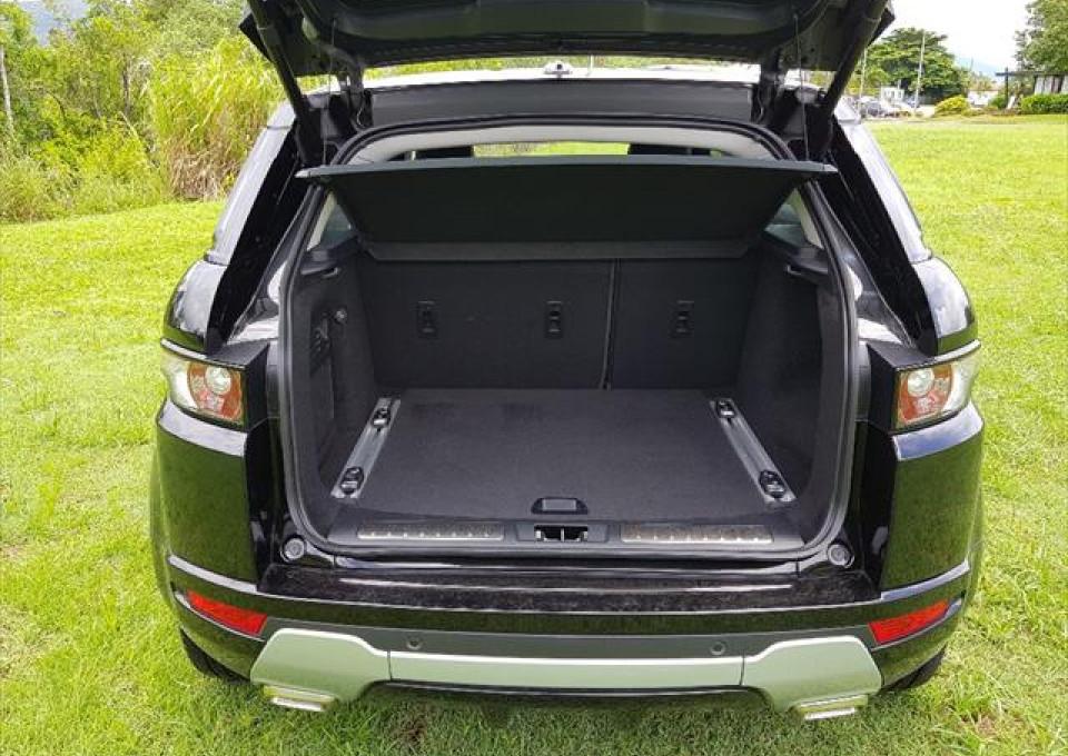 2014 Land Rover Range Rover Evoque L538  SD4 SD4 - Dynamic Wagon