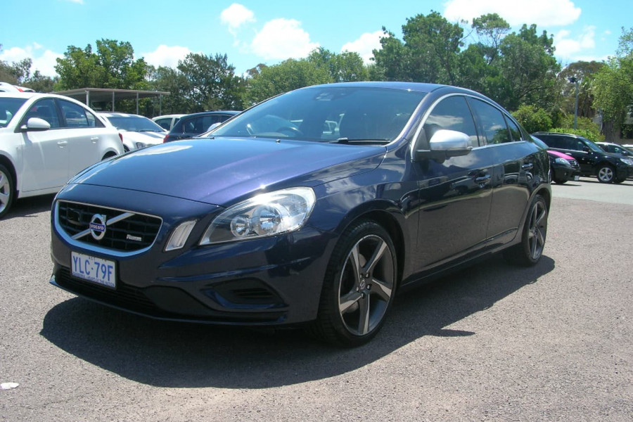 2011 Volvo S60 F Series T5 T5 - R-Design Sedan