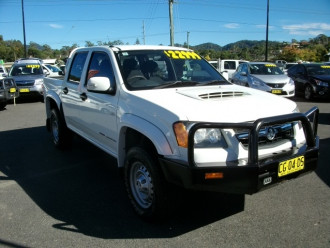 Holden Colorado LX RC Turbo