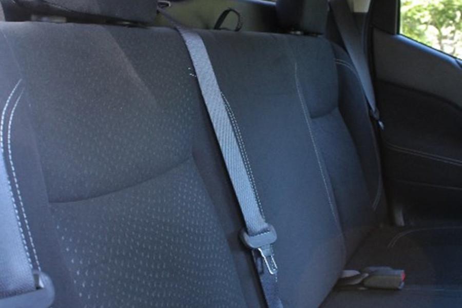 2017 Nissan Navara D23 Series 2 ST 4X2 Dual Cab Pickup Utility