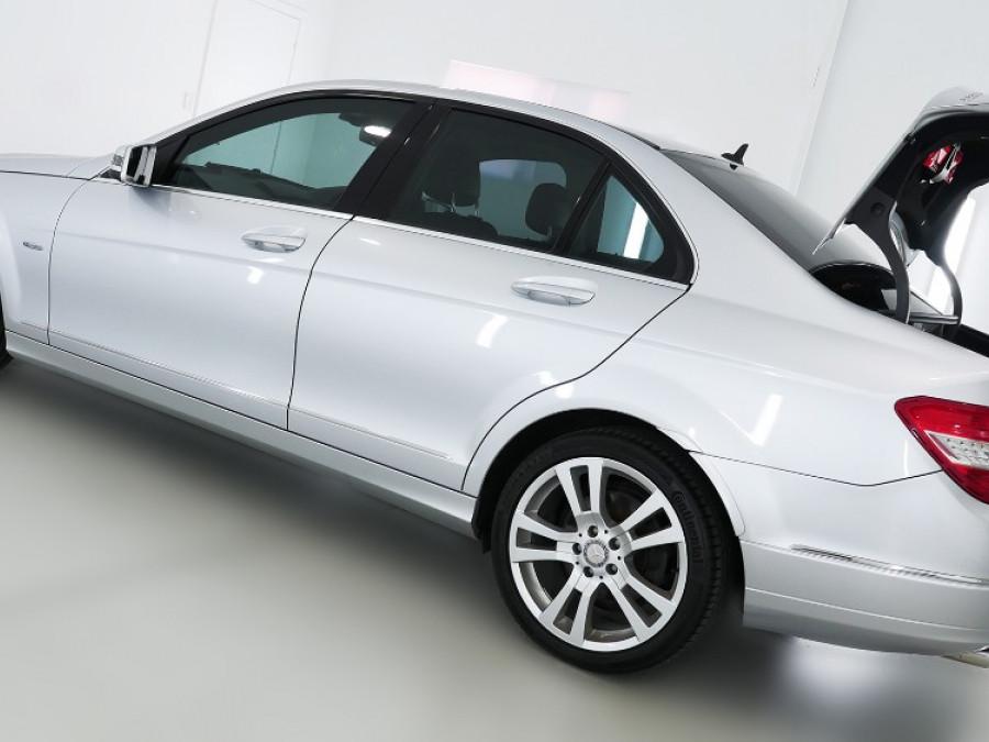 2010 Mercedes-Benz C220 Cdi W204 MY10 Avantgarde Sedan