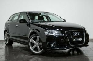 Audi A3 Ambition Sportback S tronic 8P MY12 (N1)