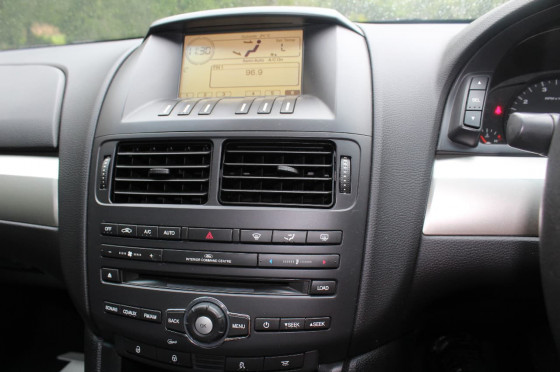 2011 Ford Falcon FG XT Sedan