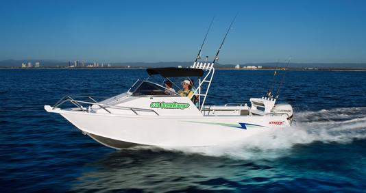 New Stacer 679 Ocean Ranger