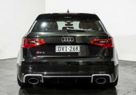2015 MY16 Audi RS 3 8V MY16 Sportback S tronic quattro Hatchback