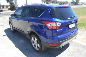 2017 MY17.5 Ford Escape ZG Trend AWD Wagon
