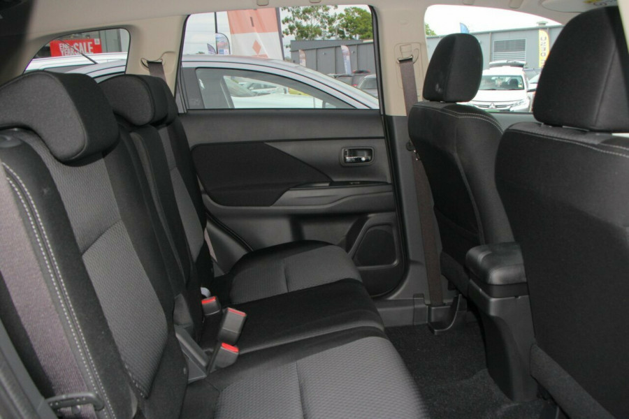 2016 MY Mitsubishi Outlander ZK LS Safety Pack AWD 5 Seat Wagon