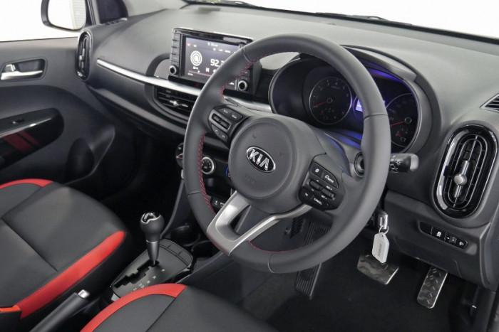 2018 Kia Picanto JA GT-Line Hatchback