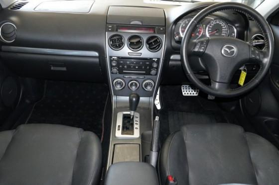 2006 Mazda 6 GG1032 Luxury Hatchback
