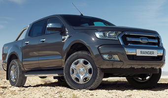 2015 Ranger Designed for purpose