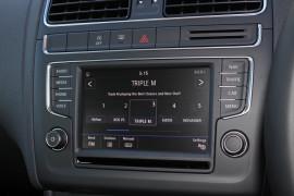 2017 Volkswagen Polo 6R 81TSI Comfortline Hatchback