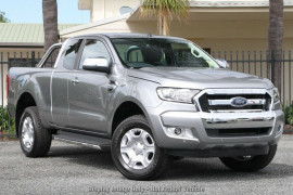 Ford Ranger XLT Super Cab PX MkII MY18