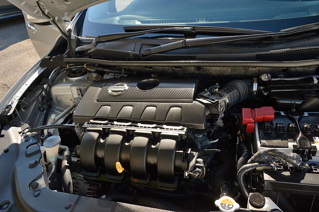 2015 Nissan Pulsar B17 SERIES 2 ST Sedan