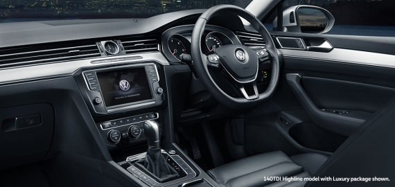 Passat Wagon Interior
