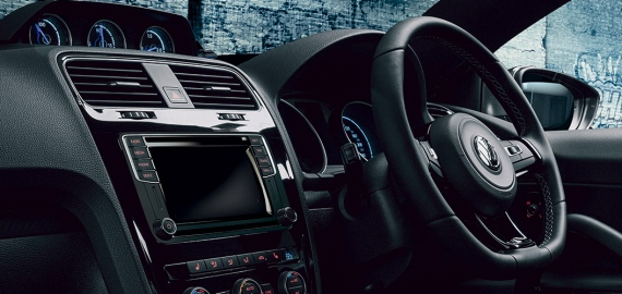 Scirocco R Interior Design