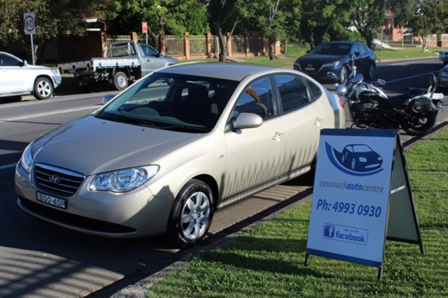 2008 hyundai elantra hd sedan for sale in cessnock hunter valley cessnock kia. Black Bedroom Furniture Sets. Home Design Ideas