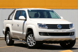 Volkswagen Amarok TDI420 4Motion Perm Highline 2H MY16