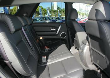 2016 Ford Territory SZ II Titanium RWD Wagon
