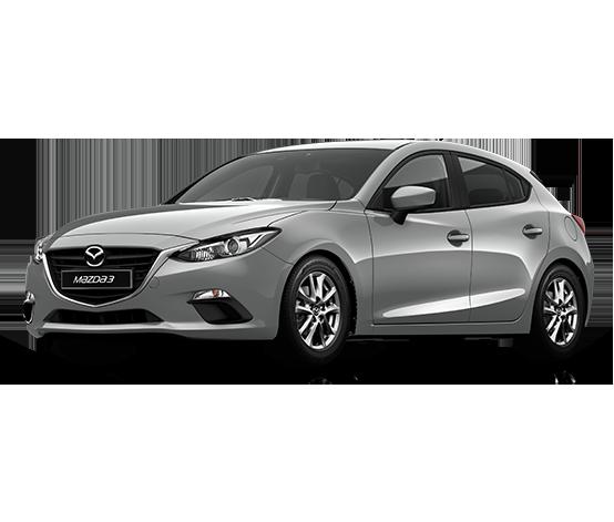 Used Mazda 3 Hatchback Manual: New Mazda 3 Colours And Range