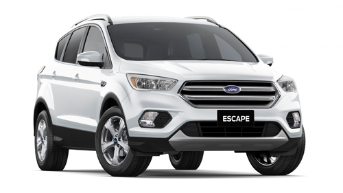 2016 MY Ford Escape ZG Trend AWD Wagon