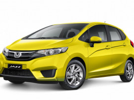 Honda Jazz VTi upgraded
