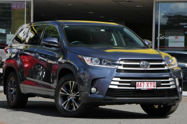 Toyota Kluger GX 2WD GSU50R